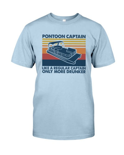 BOATING   Pontoon Captain