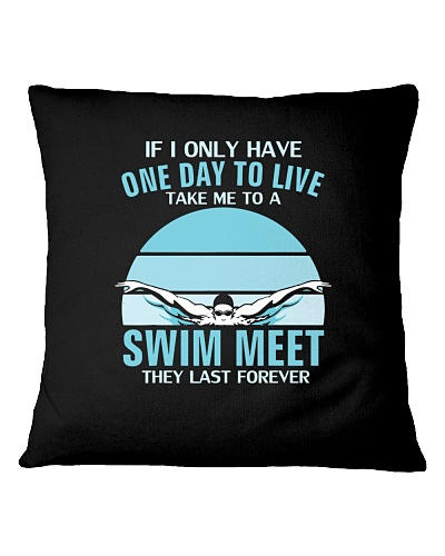 SWIMMING    If I Only Have