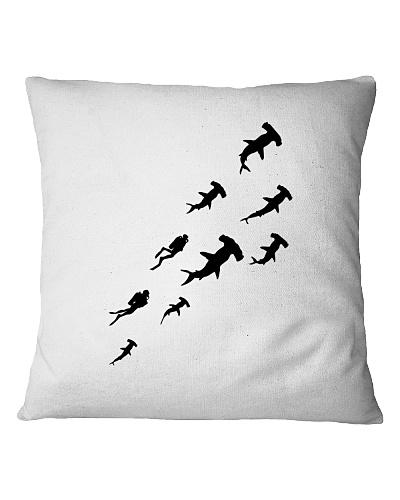 SCUBA DIVING   Many Sharks