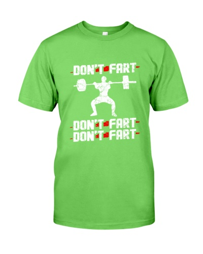 WEIGHT LIFTING Don't Fart