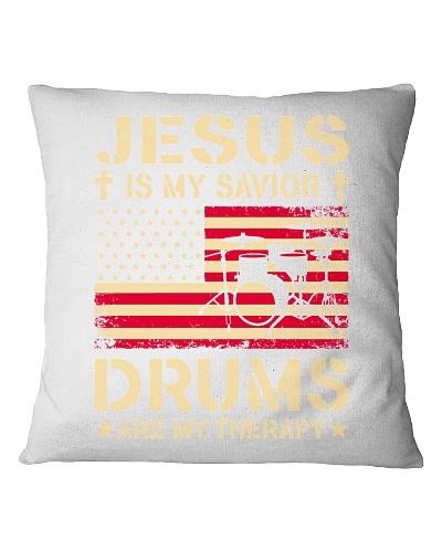 DRUMS    Jesus Is My Savior