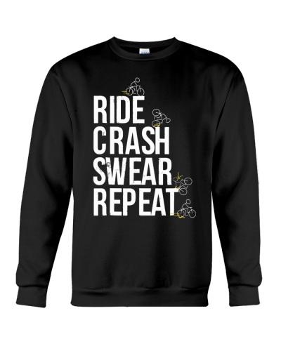 MOUNTAIN BIKING Ride Crash