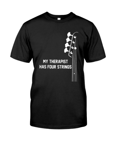 GUITAR BASS My Therapist Has Four Strings