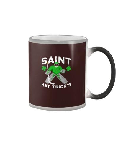 HOCKEY Hat trick's Goalie