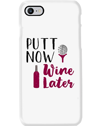 GOLF     Putt Now Wine Later