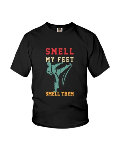 TAEKWONDO   Smell My Feet