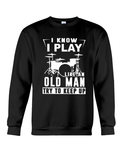 DRUMS I Know I Play
