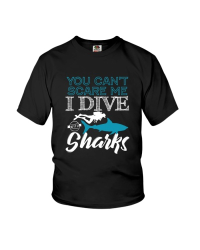 SCUBA DIVING    I Dive With Sharks