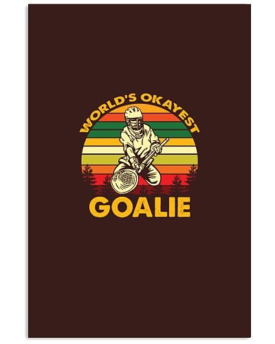 LACROSSE   World's Okayest Goalie