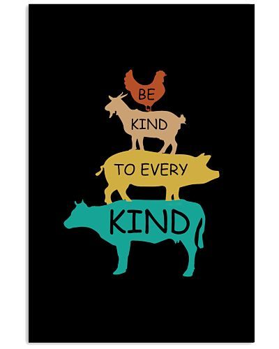 VEGAN   Be Kind To Every Kind