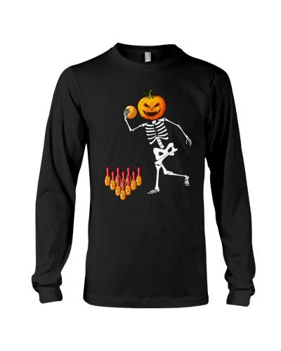 BOWLING Skeleton Bone Halloween