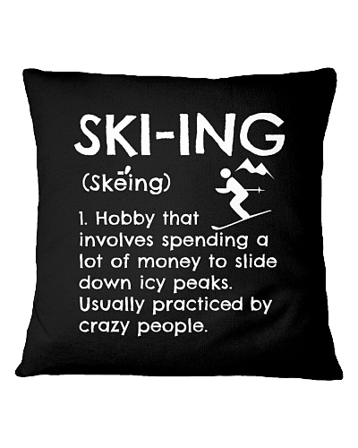 SKIING   Skiing