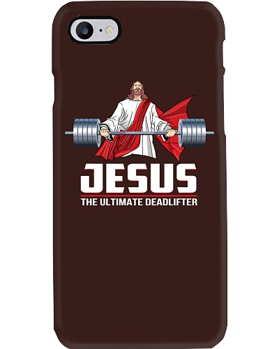 WEIGHT LIFTING Jesus Deadlift