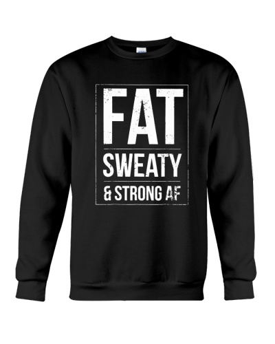WEIGHT LIFTING Fat Sweaty