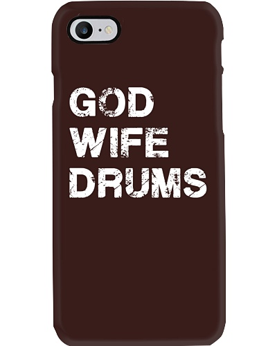 DRUMS   God Wife Drums