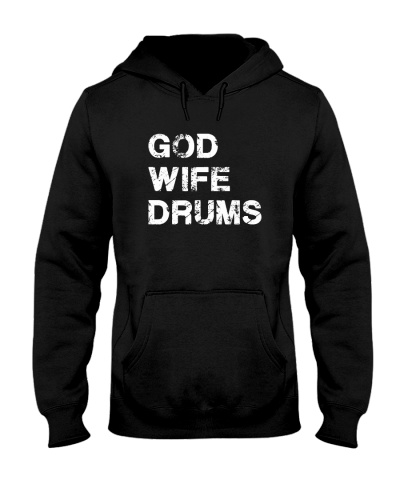 DRUMS   God Wife Drums