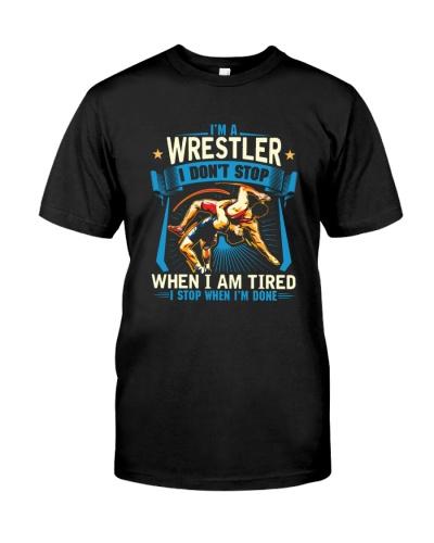 WRESTLING   I'm A Wrestler