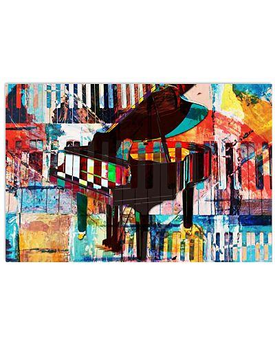 PIANO Poster Art
