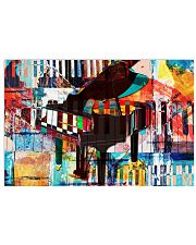 PIANO Poster Art 36x24 Poster front