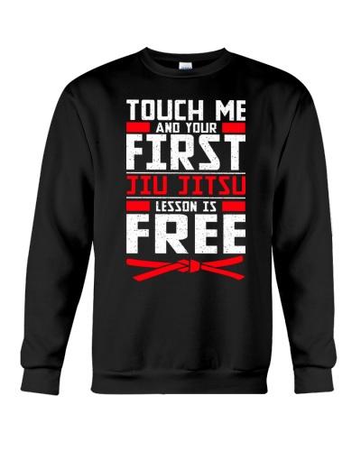 JIU JITSU Touch Me First Jiu Jitsu