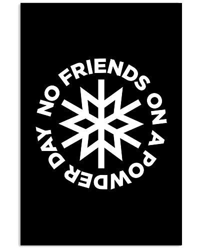 SNOWBOARDING   No Friends