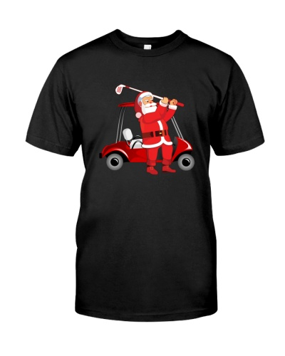 GOLF   Santa Claus Golf Christmas