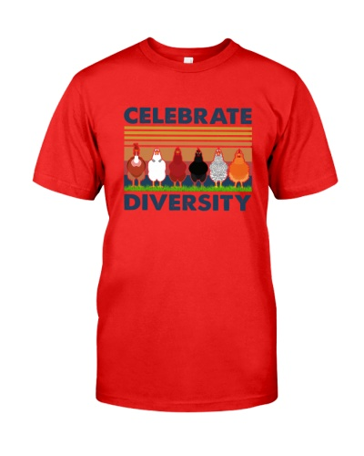 CHICKEN Celebrate Diversity Black