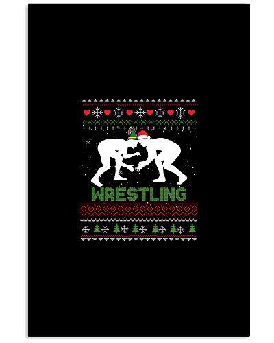 WRESTLING   Wrestling Santa