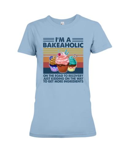 BAKING   I'm a Bakeaholic