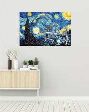 DRUM Starry Poster 36x24 Poster poster-landscape-36x24-lifestyle-01