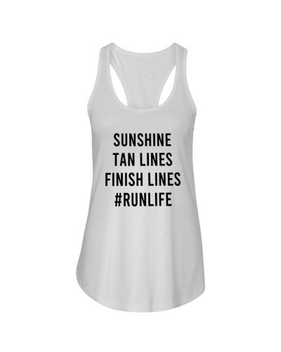 RUNNING    Sunshine Tan Lines