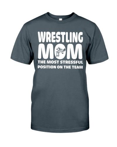 WRESTLING Wrestling Mom