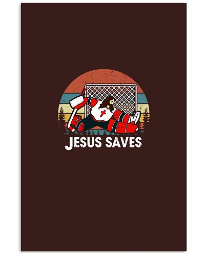 HOCKEY Jesus Saves