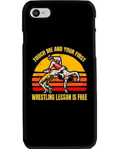 WRESTLING Touch me