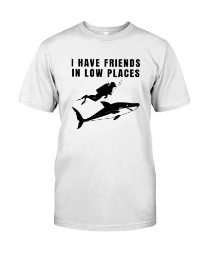 SCUBA DIVING   I Have Friends