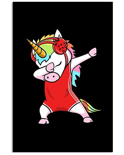 WRESTLING Dab Unicorn