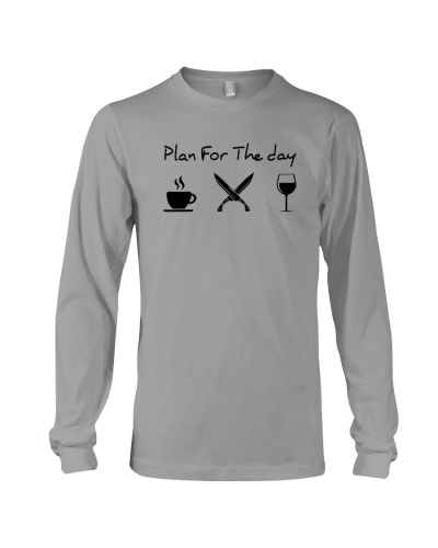 COOKING   Plan for the day