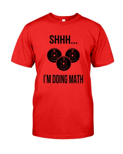 WEIGHT LIFTING    I'm Doing Math