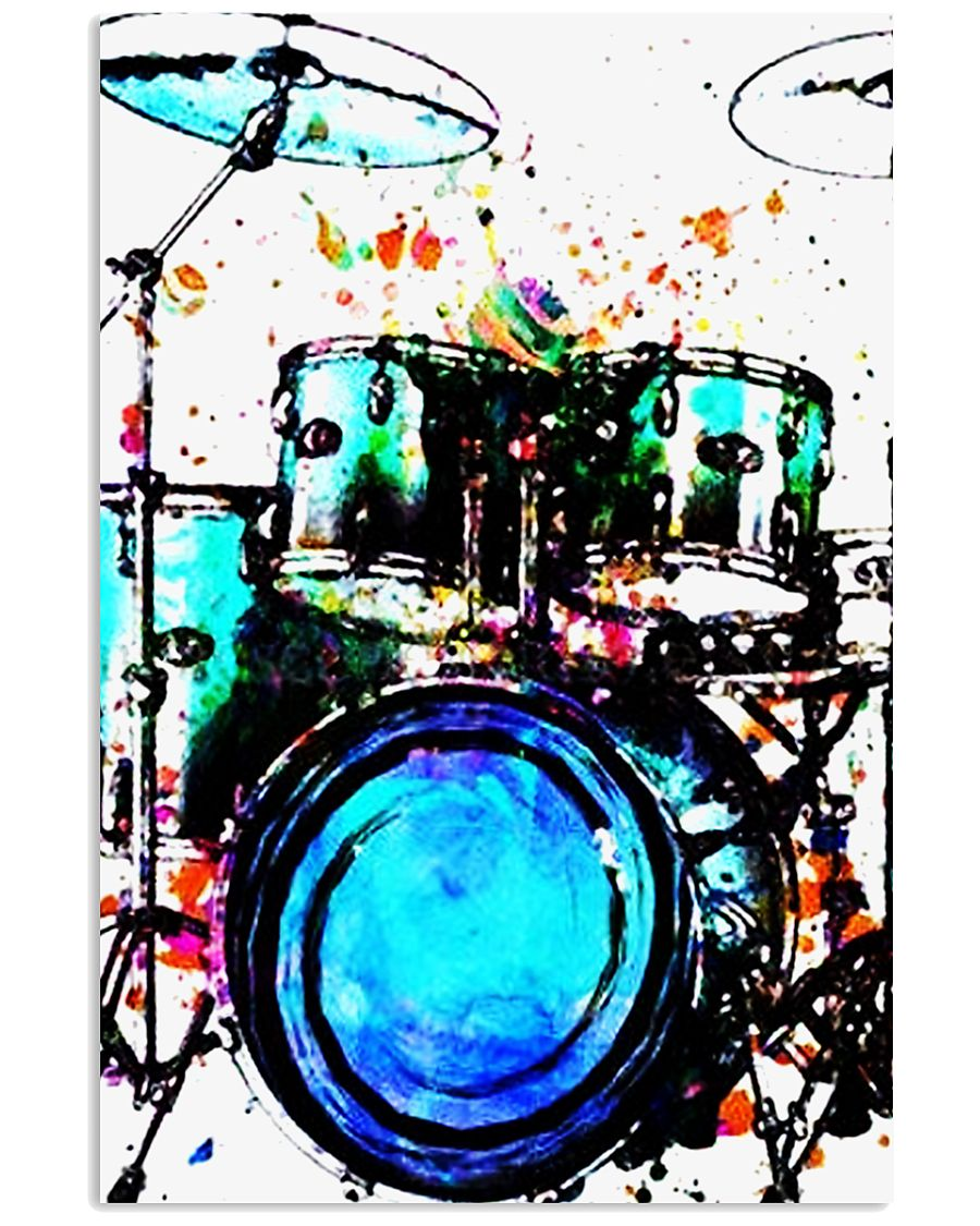 POSTER Drum Art 24x36 Poster