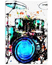 POSTER Drum Art 24x36 Poster front