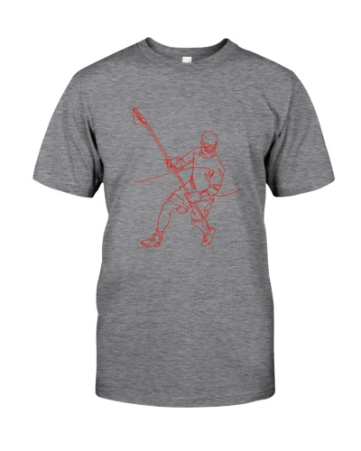 LACROSSE   Lacrosse Defender