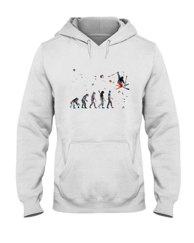 SKIING  Evolution of the skier art