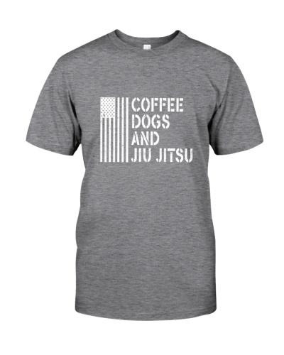 JIU JITSU   Coffee Dogs