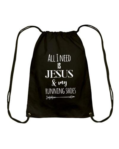 RUNNING All I Need Is Jesus