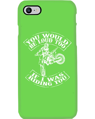 MOTOCROSS You Would Be Loud Too