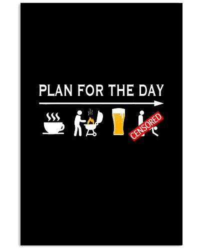 BBQ   Plan For The Day