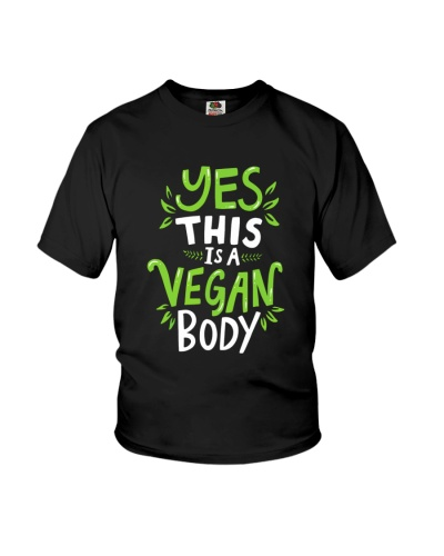 VEGAN   Yes This Is A Vegan