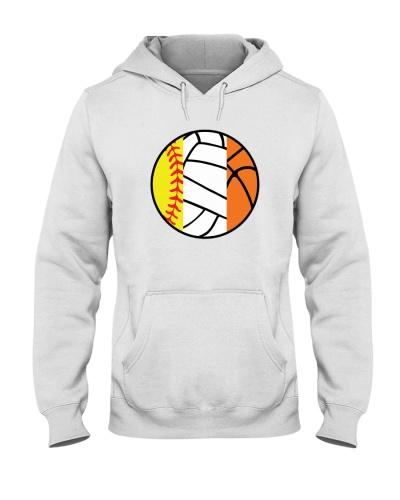 SOFTBALL  Volleyball basketball