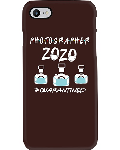 PHOTOGRAPHY   Photographer Quarantined
