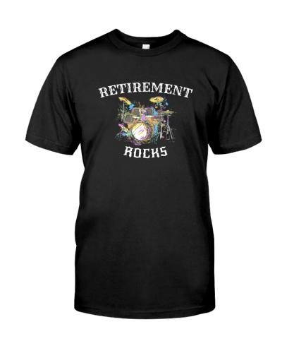 DRUMS   Retirement Rocks